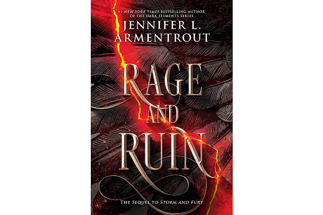 Reseña review Rage and Ruin Jennifer L. Armentrout