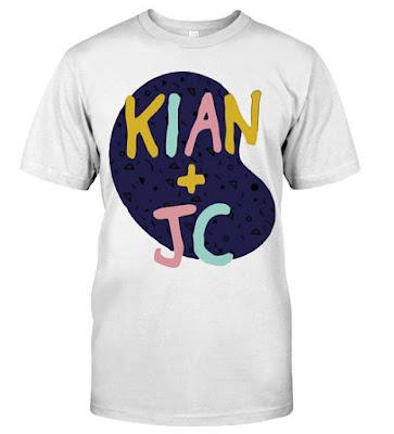 Kian and jc merch T Shirts Hoodie Sweatshirt