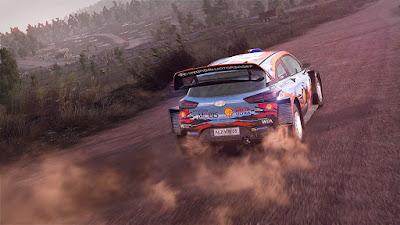 Wrc 8 Fia World Rally Championship Game Screenshot 3