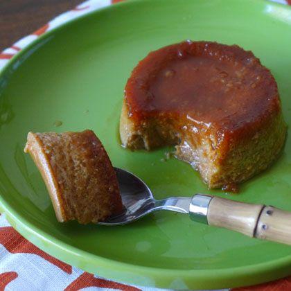 Sweet Potato Flan