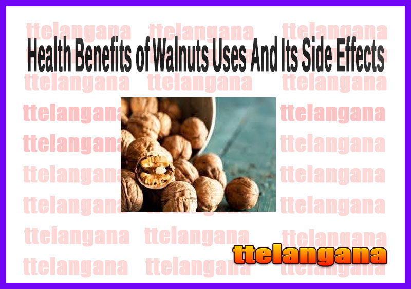 Health Benefits of Walnuts Uses And Its Side Effects