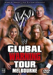 WWE Global Warning 2002: Melbourne