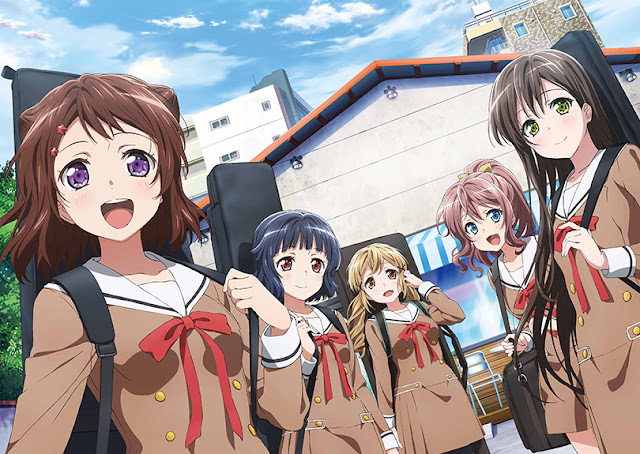 Download BanG Dream Episode 01 - 13 BD Batch Subtitle Indonesia