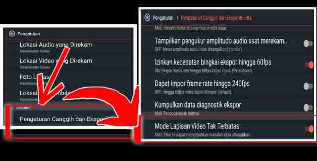 Penyebab dan Cara Mengatasi Layer Video Bergaris Hitam di KineMaster