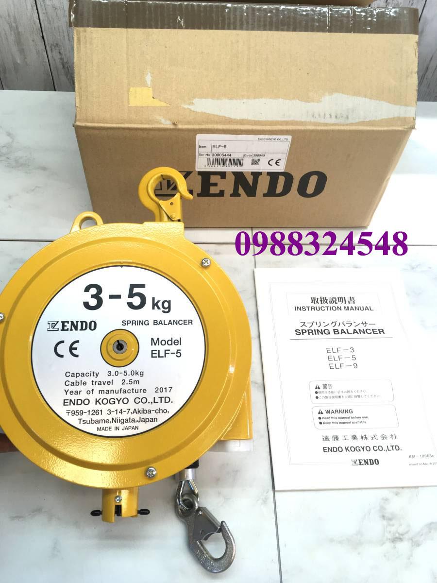 pa lăng cân bằng Endo ELF-5