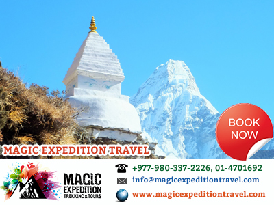 Trek Nepal with Magic Expedition