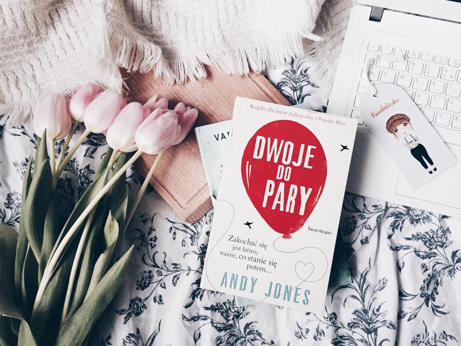 Dwoje do pary, Andy Jones