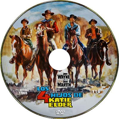 Los cuatro hijos de Katie Elder (John Wayne) - [1965]