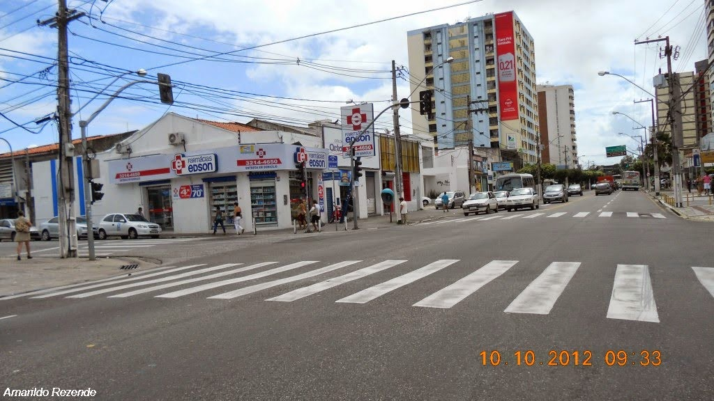 SERGIPE EM FOTOS  Varios Trechos da Avenida Barão de Maruim, em Aracaju 44277bdd7a