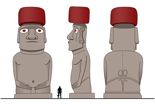 moai-ahu-tongariki-isla-de-pascua-moais--historia-dibujo-dibujos-la-cuantos-hay-drawings-ilustration-ilustraciones-illustrations-illustration