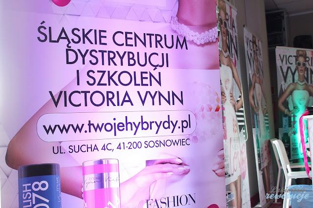 Pokaz-szkolenie Victoria Vynn w Chorzowie - 10.12.2017