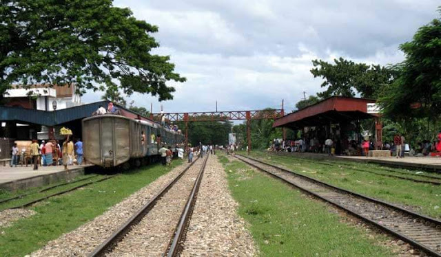 Brahmanbaria Railway Station