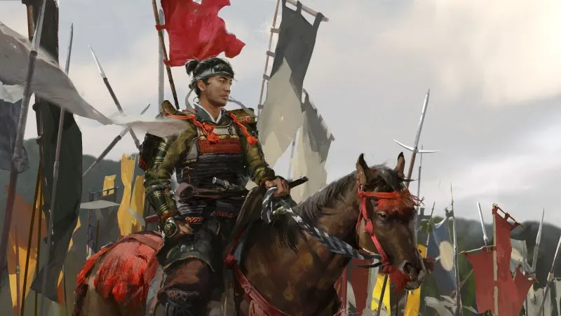 Sucker Punch is preparing a surprise - users have discovered Ghost of Tsushima: Director's Cut