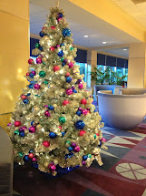 Imaginear Tony Disneyland Hotel Christmas Trees