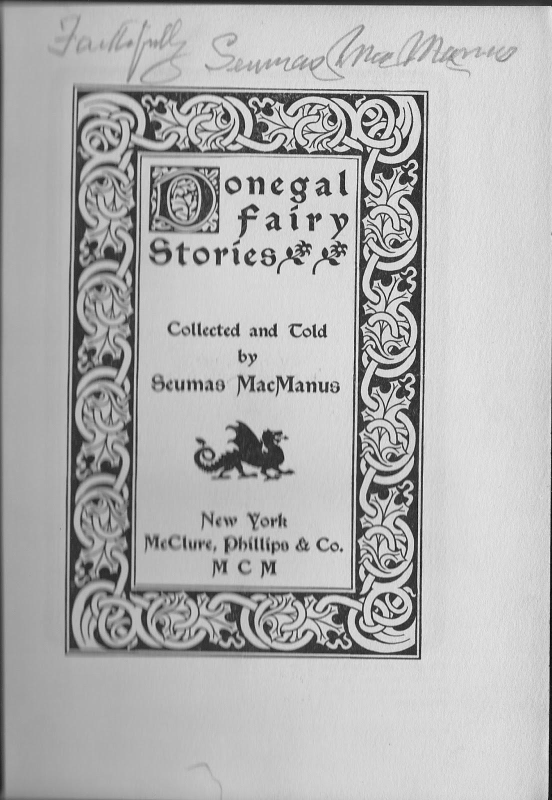 Storytelling + Research = LoiS: MacManus - The Plaisham