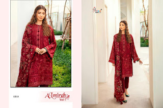 Shree fab Almirah vol 7 pakistani Suits wholesale Price