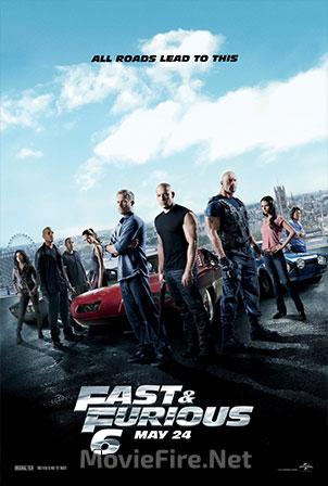 Furious 6 (2013) 1080p