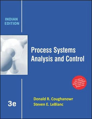 CHEMICAL ENGINEERING books pdf: Coughanowr Process Systems
