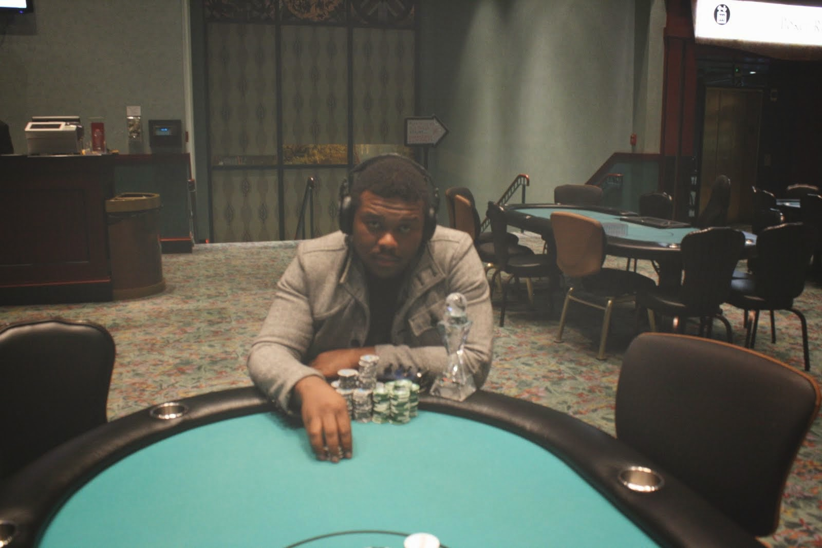 Foxwoods Poker Oct 6 2014