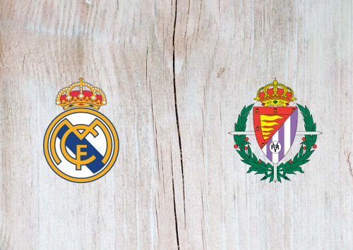Real Madrid vs Real Valladolid - Highlights 24 August 2019