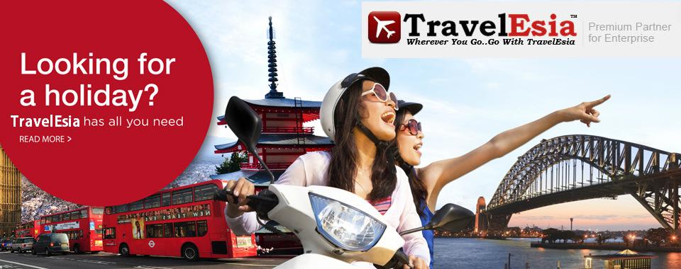 TravelEsia ConVex