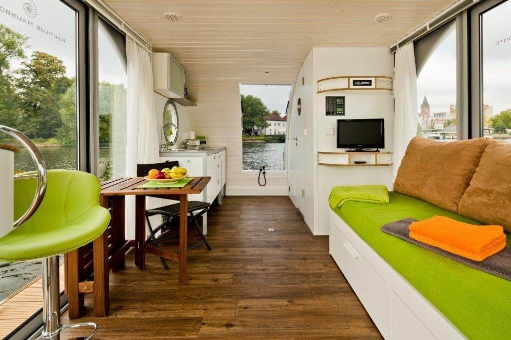 03-Option-with-Kitchen-Nautino-Tiny-Houseboat-Architecture-on-the-Water-www-designstack-co
