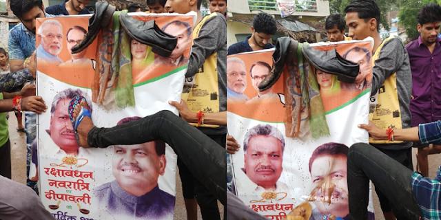 सवर्ण आंदोलन की टाइमिंग को लेकर भाजपा हाईकमान खुश | NATIONAL NEWS