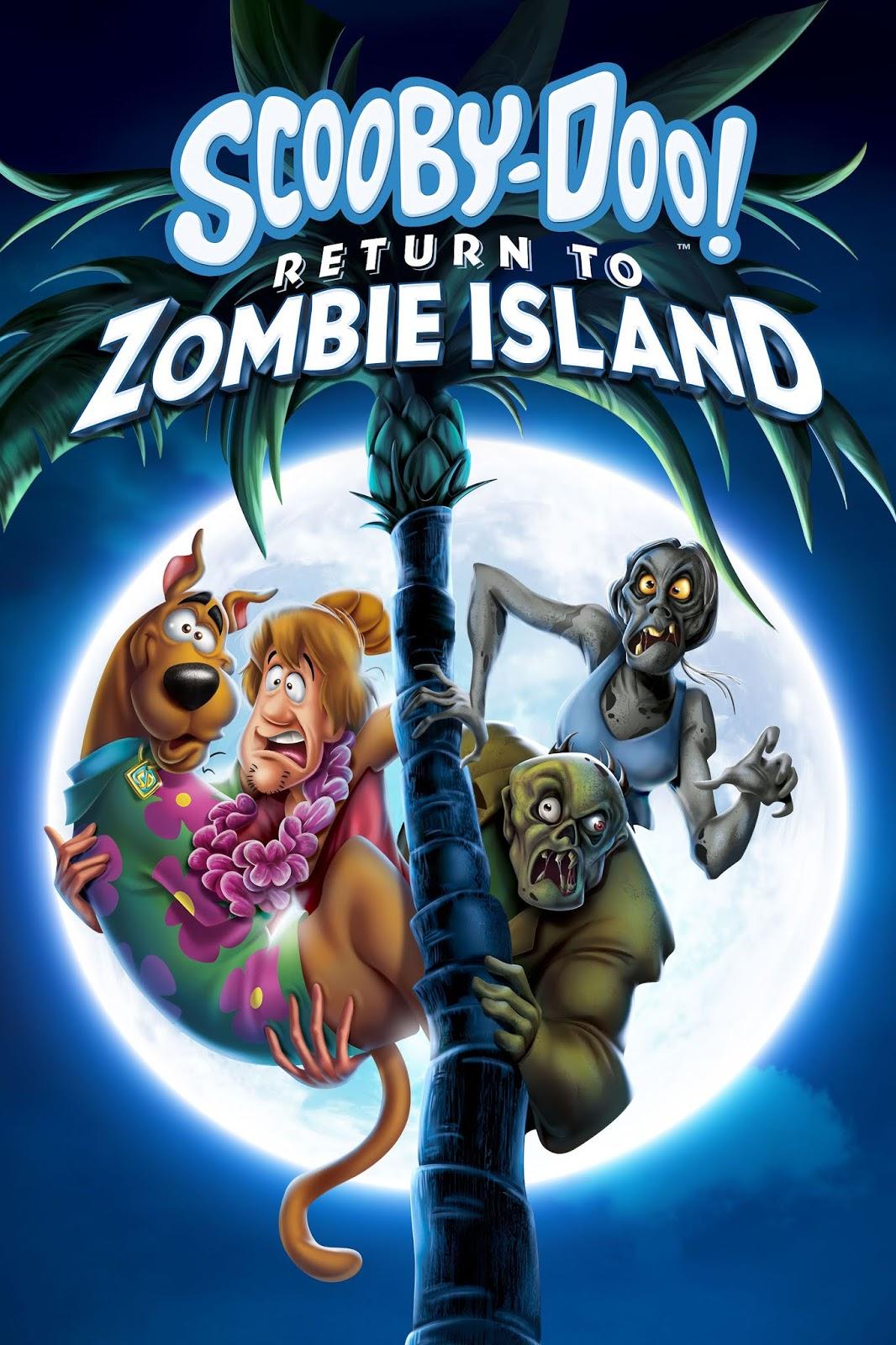 Scooby-Doo: Return to Zombie Island [2019] [DVDR] [NTSC] [Latino]