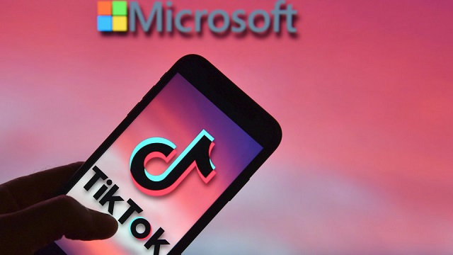 تيك توك ومايكروسوفت يستأنفون مفاوضات الاستحواذ