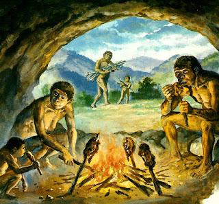 Imagen ilustrativa homo erectus