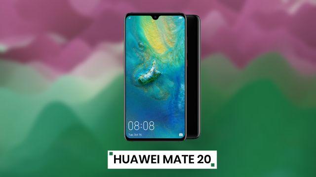 Huawei Mate 20 dengan Skor Ranking AnTuTu Tertinggi