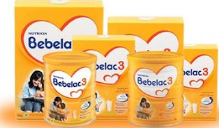 Ragam Nutrisi Penting yang Terkandung dalam Susu Formula