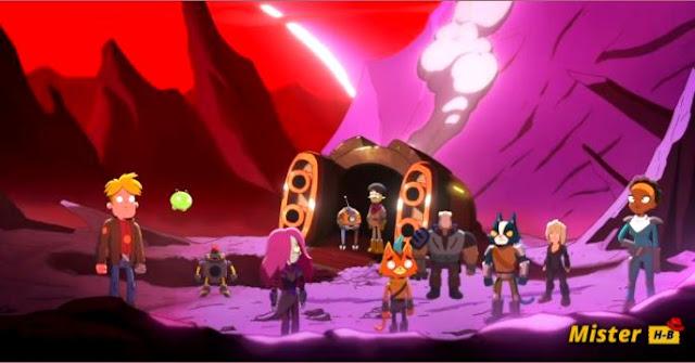 Final Space Season 3