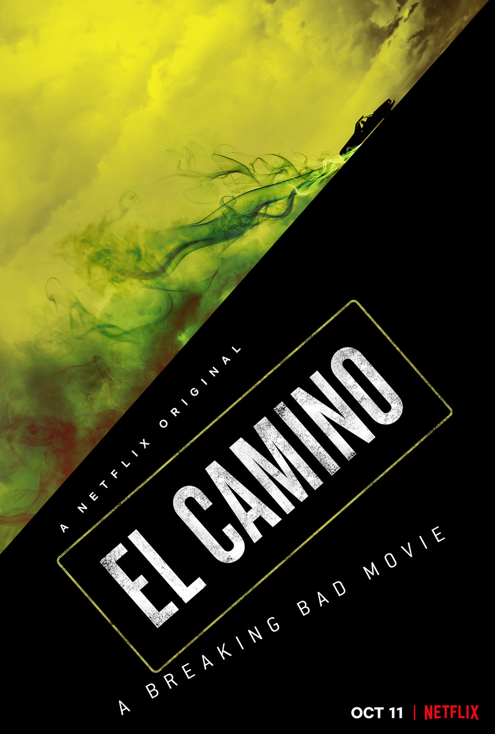 The Blot Says   : El Camino: A Breaking Bad Movie One Sheet