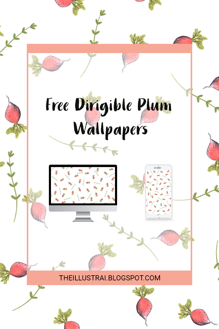 Download the free dirigible plum wallpapers for your phone and desktop devices