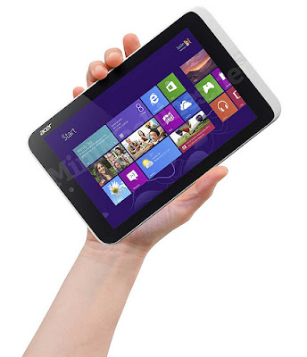 Acer Iconia W3 harga dan spesifikasi, Acer Iconia W3 price and specs, images-pictures tech specs of Acer Iconia W3