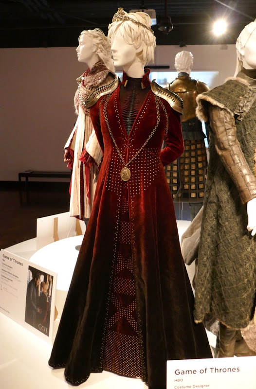 Lena Headey Game of Thrones Cersei Lannister season 8 costume