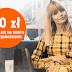 50 zł za wpłatę 100 zł na konto oszczędnościowe w ING Banku Śląskim