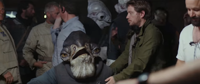 "A Star Wars Story ""Creature Featurette"""