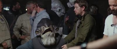 "A Star Wars Story ""Creature Featurette"""