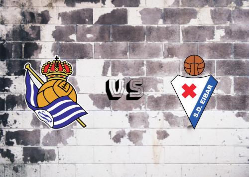 Real Sociedad vs Eibar  Resumen