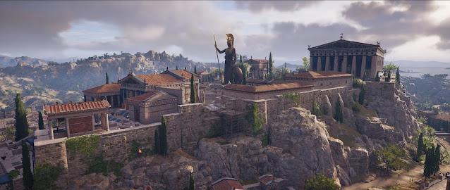 Assassin's Creed: Odyssey_Acrópolis