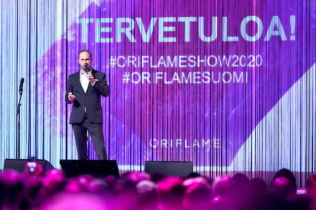 Oriflame Show