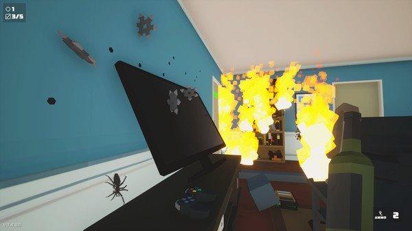Kill It With Fire (2020) PC Full Español