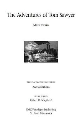 Download The Adventures Of Tom Sawyer By Mark Twain Pdf
