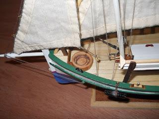 proa de barco