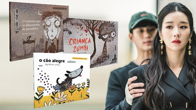 It's Okay to Not Be Okay: Intrínseca anuncia lançamento de livros infantis do k-drama