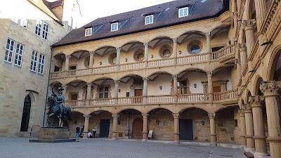 dentro il castello vecchio