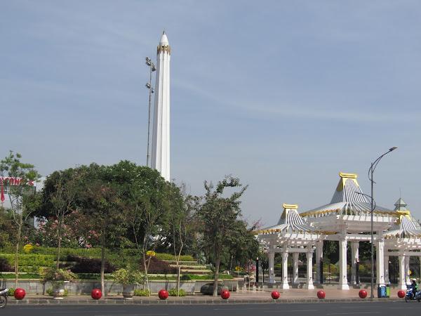 Jelajah Wisata Literasi di Surabaya