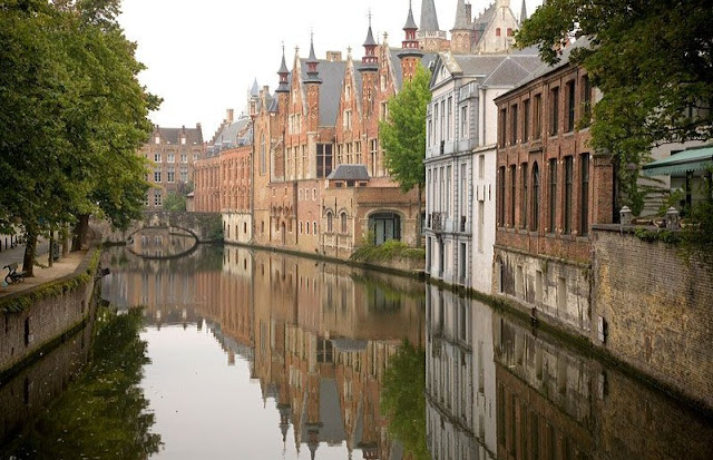 A tour of the beautiful Belgian cities